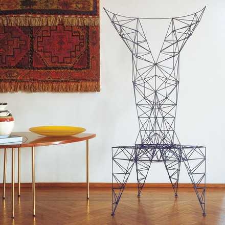 Cappellini - Pylon Chair - Ambiente -1