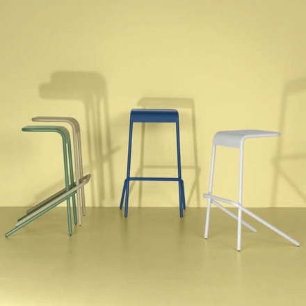 Cappellini - Alodia bar stool - ambience