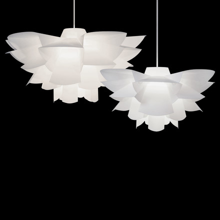 Group image: FLight 28 and FLight 35 Pendant Lamps