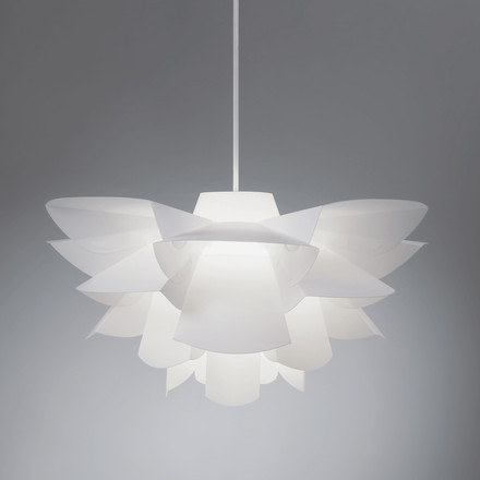 Single image: FLight 28 Pendant Lamp with active light