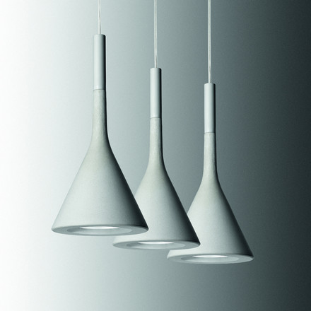 Foscarini - Aplomb Pendant Lamp white, group side by side