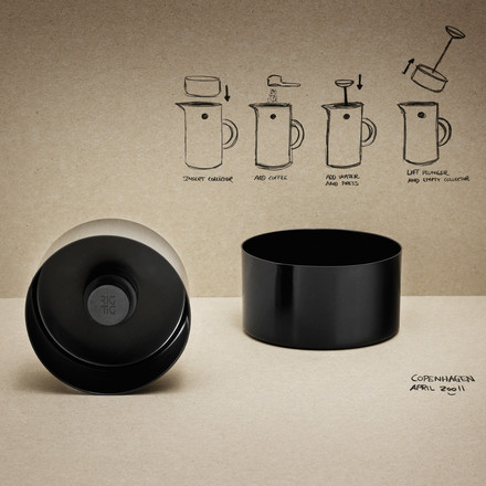 Rig-Tig by Stelton - Coffee Collector