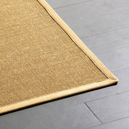 Ruckstuhl - Carpet Jaipur, Sisal nature (20022) - edge