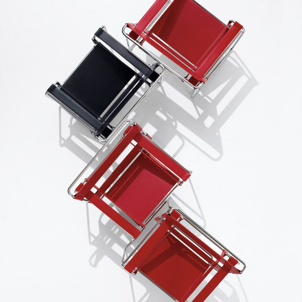Knoll - Wassily Chair - Cowhide Leather