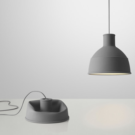 Muuto - Unfold Pendant Lamp, grey