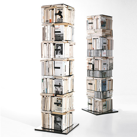 Opinion Ciatti - Ptolomeo carousel bookshelf PTX4