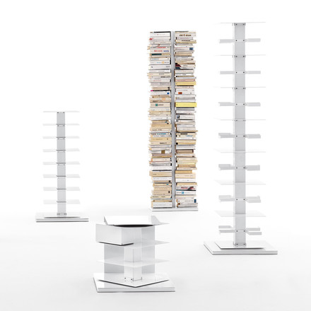 Opinion Ciatti - Ptolomeo carousel bookshelf PTX4 - Family