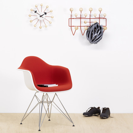 Vitra Hang it all Wardrobe (Special Edition), spruce/red