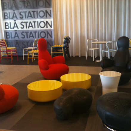 Bla Station - Oppo Lounger
