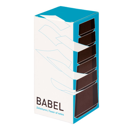 Babel Papers Tower