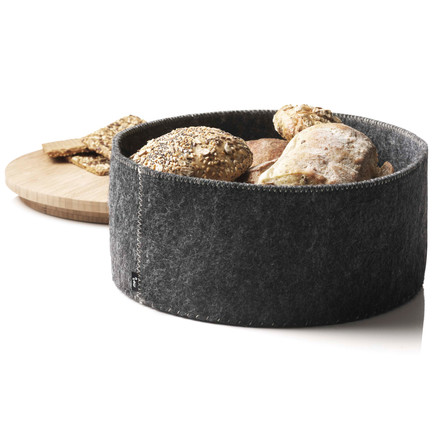 Menu - New Norm felt bread basket, set of 3