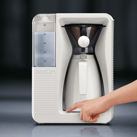 Bodum - Bistro electric coffee maker - function
