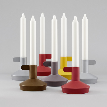 Normann Copenhagen - Flag candle holder - group, situation