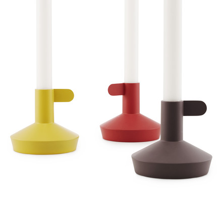 Normann Copenhagen - Flag candle holder - group, near