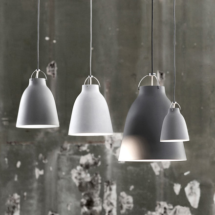 Illumination Variety with Lightyears Caravaggio Pendant Lamps