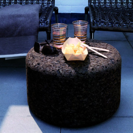 Moooi - Corks stool and side table