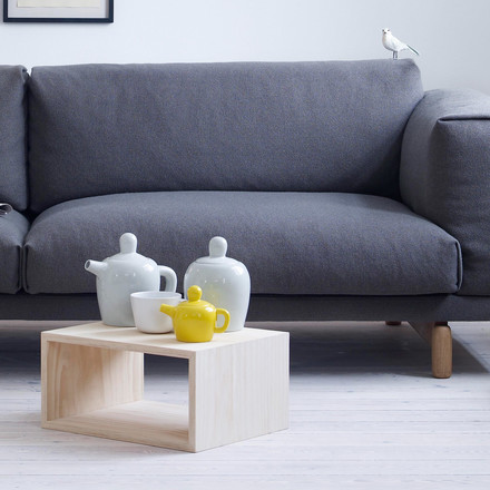 Muuto - Bulky tableware series, atmosphere image, living room