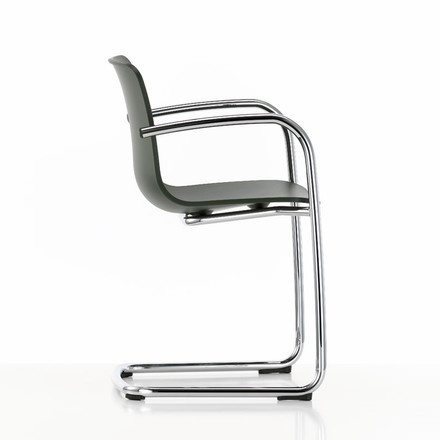 Vitra - Hal Cantilever with armrests