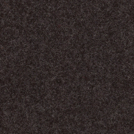 Felt dark gray fabric samples 610