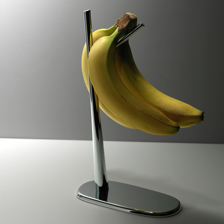 Alessi - Dear Charlie banana holder, with bananas