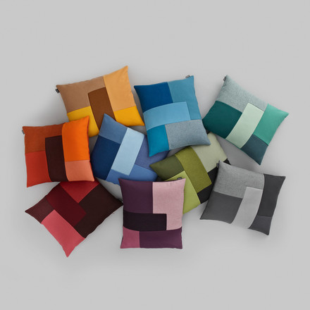 Normann Copenhagen - Brick Cushion, colours