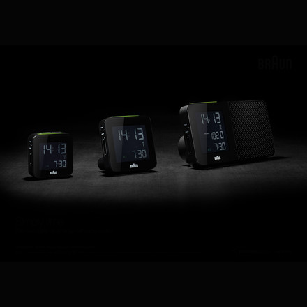 Braun - BNC008/ BNC009/ BNC010 - black backround