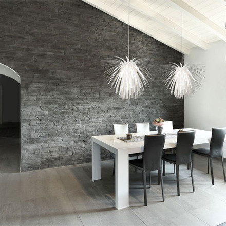 Klein & More - Snowflower - dining room