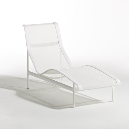 Knoll - 1966 Lounger, white