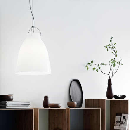 Caravaggio P2 Pendant Lamp by Lightyears