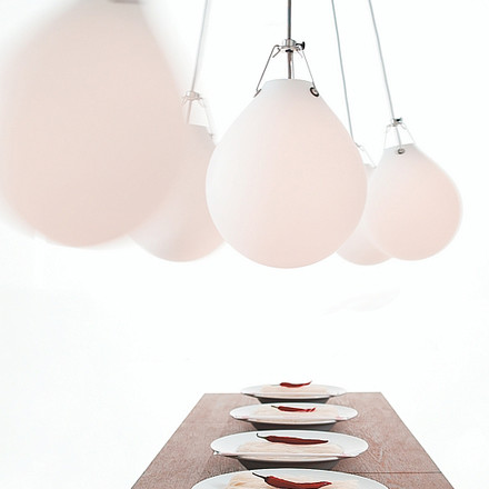 Louis Poulsen - Moser pendant lamp - group