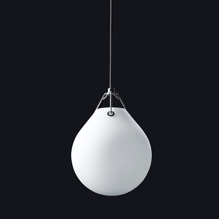 Louis Poulsen - Moser pendant lamp - black backround