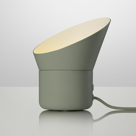 Muuto - Up table-lampe, green