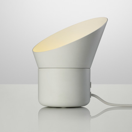 Muuto - Up table-lampe, white