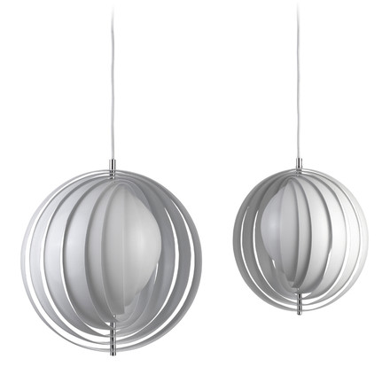 Verpan - Moon pendant lamp, large