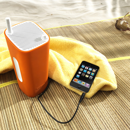 Wherever you go: Nice sounds with the CuboGo London DAB+ radio