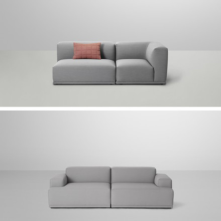 Muuto Connect Sofa 2-seats