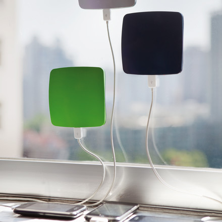 XD Design - Window Solar Charger - group, window