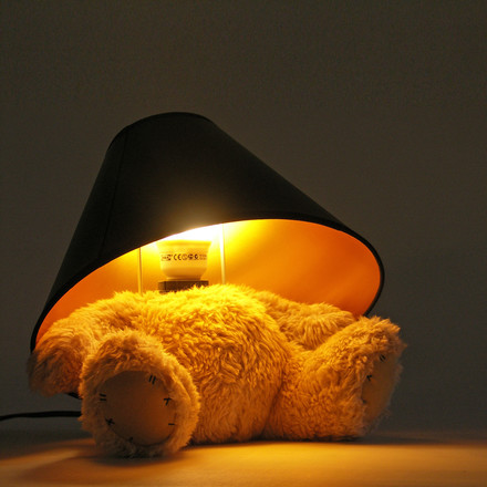Suck UK - Teddy Bear Lamp