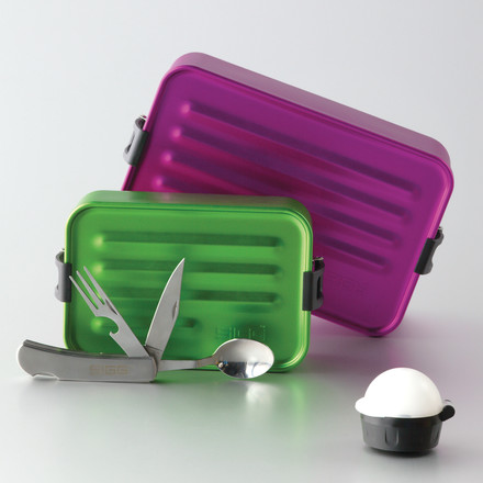 SIGG - Lunch Box, Outdoor Cutlery, KBT - group