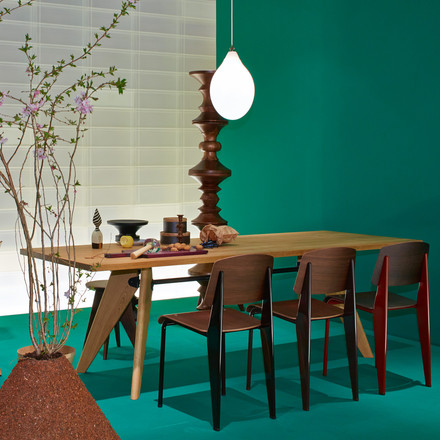 Vitra - Table Solvay dining table