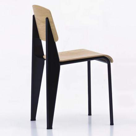 prouv standard chair by vitra in the shop. Black Bedroom Furniture Sets. Home Design Ideas
