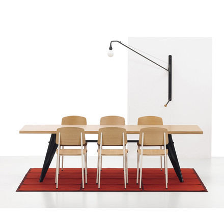 Vitra - Standard Chair - group, showroom