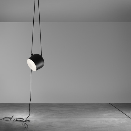 Kopie - Flos - AIM Pendant Lamp black, cable+plug 2
