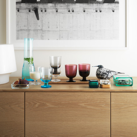 Iittala, Ambience image - Sideboard - different Iittala items