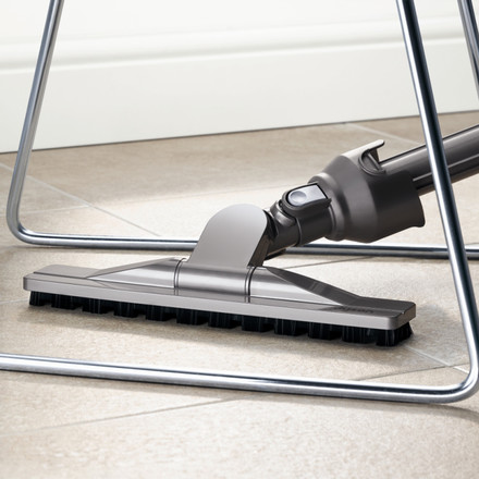 Dyson - Flexible Parquet Nozzle - in use