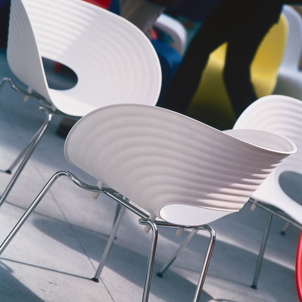 Vitra - Tom Vac, ambience image / group
