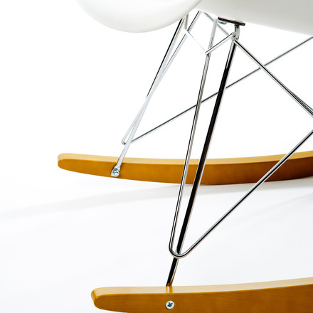 Vitra - RAR rocking chair, details