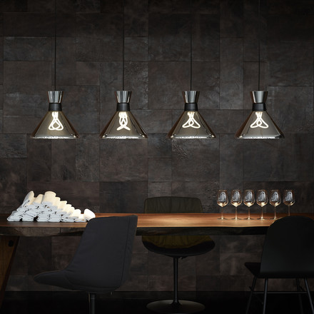 Bring Light into Darkness with the Lightyears Pharaoh Pendant Lamp