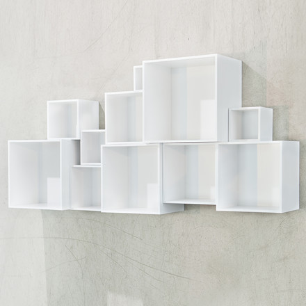 OK Design - Babushka Boxes, white