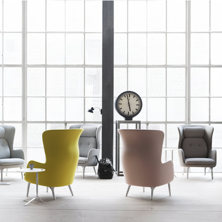 Fritz Hansen - Ro Armchair - group